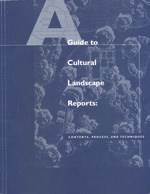 Guide to Cultural Landscapes cover