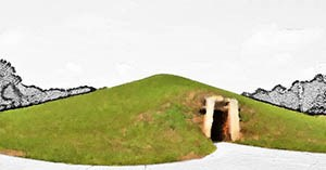 Archeological Sites graphic for CL101 - Ocmulgee National Monument