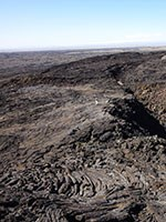 Craters of the Moon National Monument and Preserve.