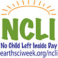 no child left inside day logo
