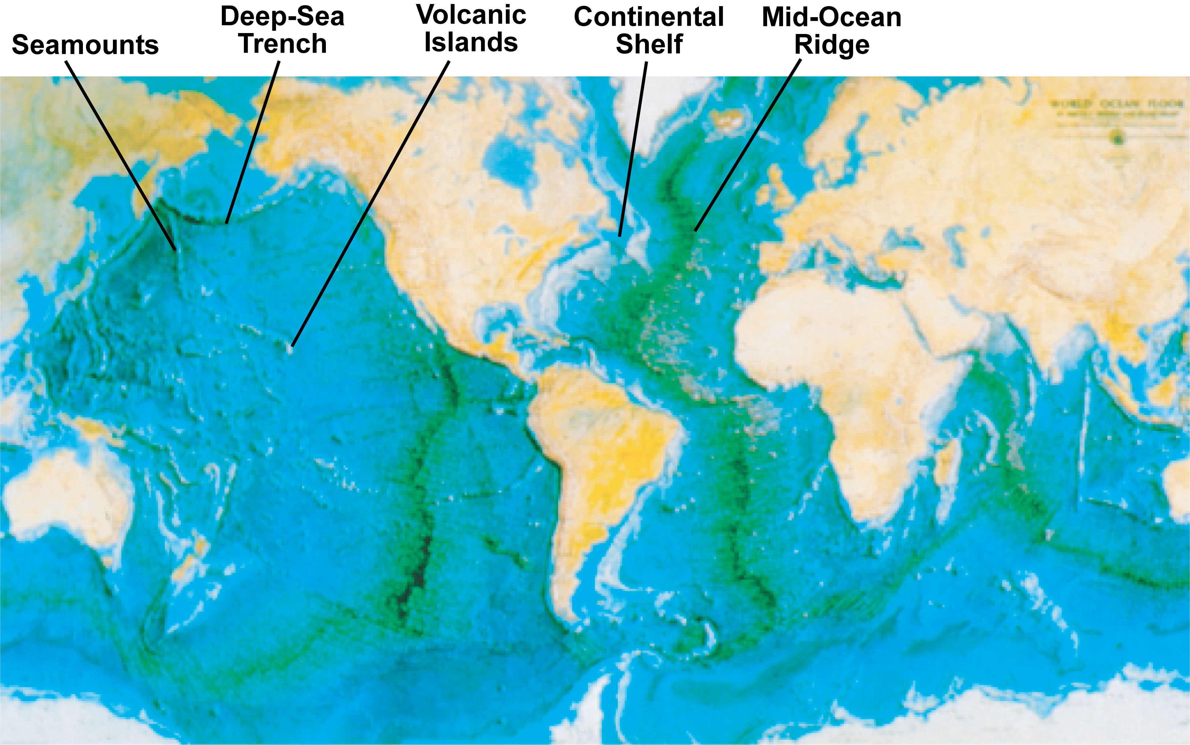 Image of: Plate Tectonics The Unifying Theory Of Geology Geology U S National Park Service