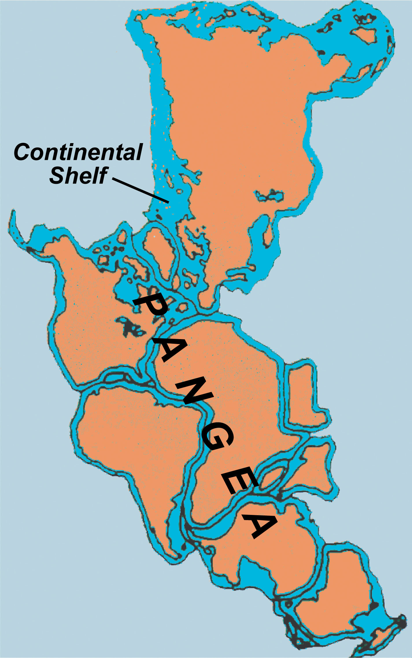 Plate Tectonics The Unifying Theory Of Geology Geology U S National Park Service
