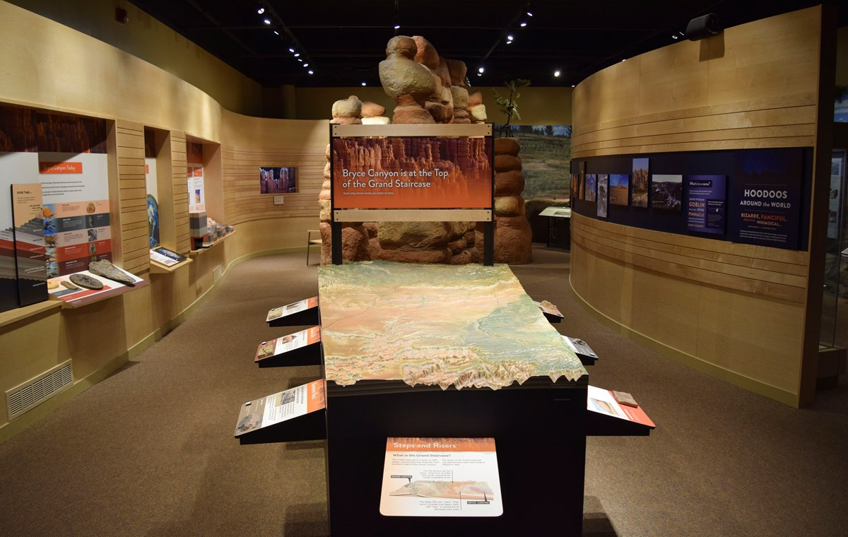 Bryce Canyon Exhibit