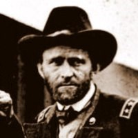 Photo of Union General Ulysses S. Grant