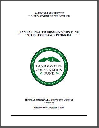 lwcf manual logos land and water conservation fund u s rh nps gov national park service reference manual 53 national park service museum manual