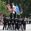 Parade Color Guard