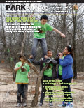 Cover of Park Science 30(2)—Fall 2013