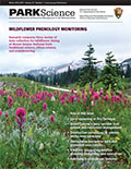 Cover of Park Science 33(1)—Winter 2016–2017