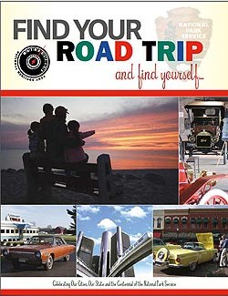 An Image of The Find Your Road Trip and Find Yourself Passport Book