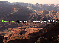 Humana urges you to raise your NELs