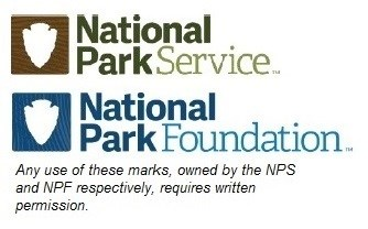 NPS Secondary Mark and NPF Mark -- permission required