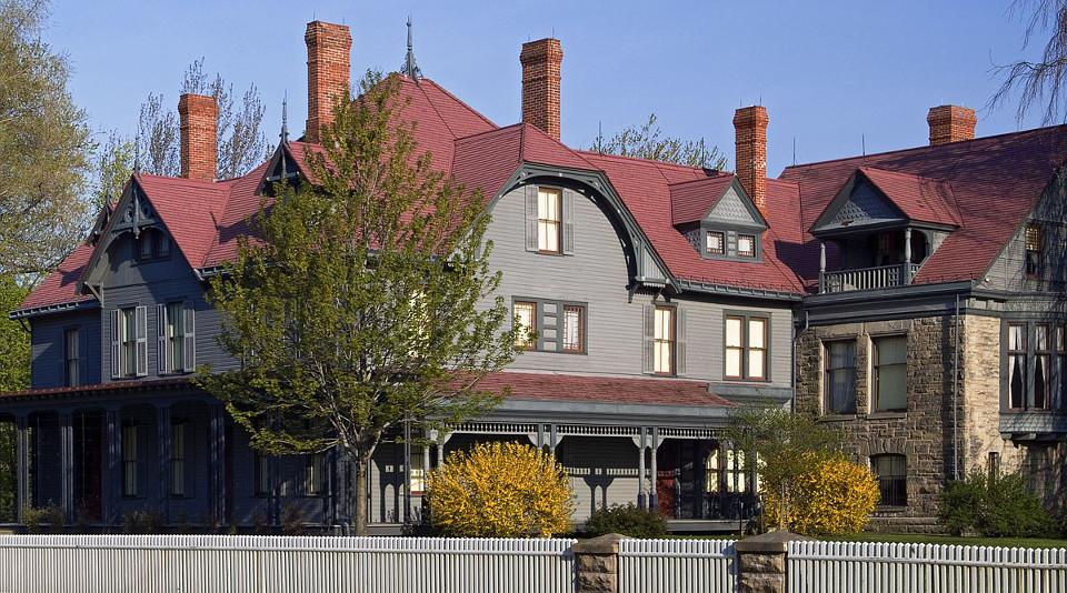 Documenting Presidential Homes U S National Park Service