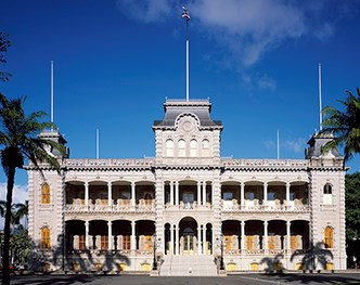Iolani Palace by Carol M Highsmith (smaller)