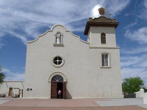 Ysleta Mission (Mission Corpus Christi de San Antonio de la Ysleta ...
