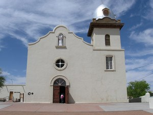 Ysleta Mission Mission Corpus Christi De San Antonio De