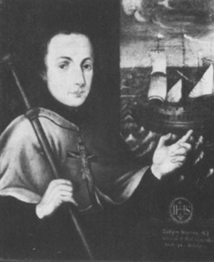 Swiss Jesuit Father Segesser (1689-1762)