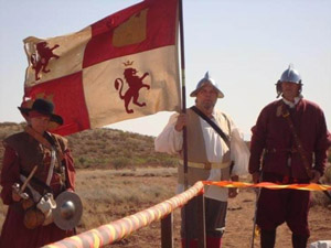 Living History Reenactors Dressed In 16th Century Period Clothing Are A Highlight Of The Annual