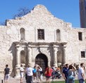 Mission San Antonio de Valero, The  Alamo