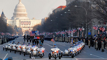 Motorcycle Unit United States Park Police U S National