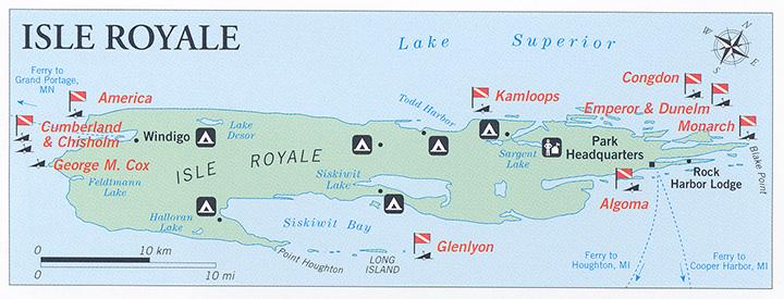 npsgovsubmerged Submerged Resources Center National Park