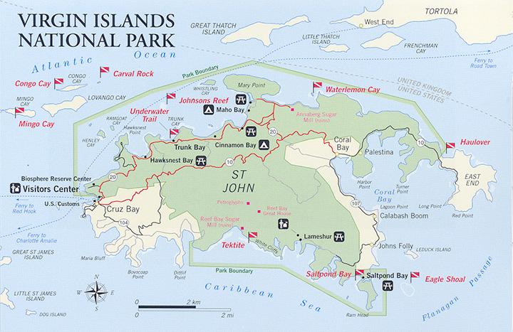 Denver To St John Us Virgin Islands