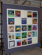 Brown vs. Board of Education NHS Quilt #2