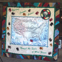 educational quilt