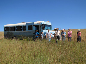 prairie bus tour