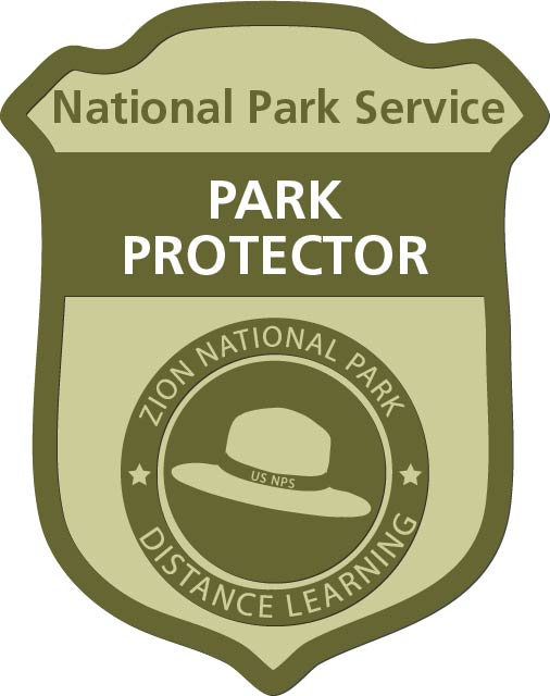 park protector badge