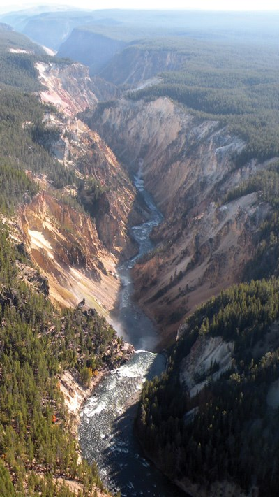 Grand Canyon Of The Yellowstone U S National Park Service