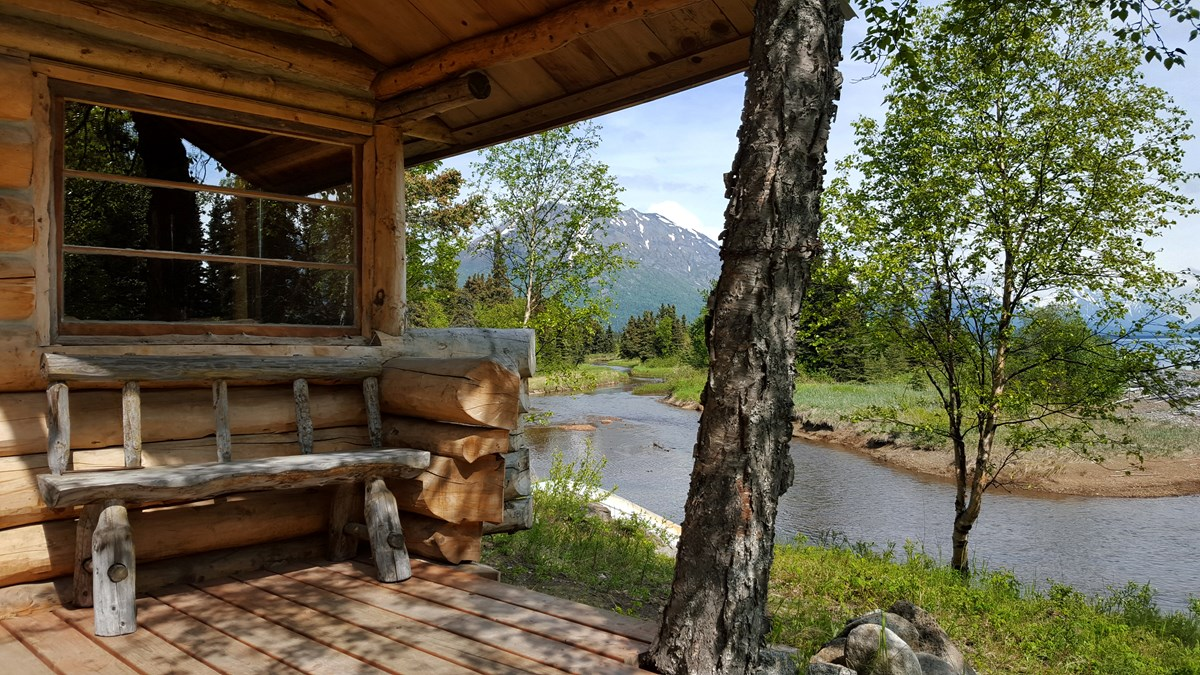 rentals cabins sale next cabin private alexander lodge en islands for usa lake alaska