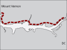 Thumbnail map of the Mount Vernon Trail