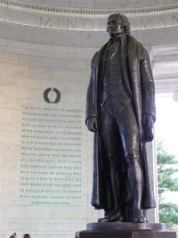 Quotations - Thomas Jefferson Memorial (U.S. National Park ...