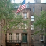 Theodore Roosevelt Birthplace is closed for renovation work.