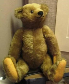 Replica of original Teddy Bear