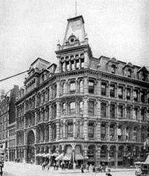Lord & Taylor Building, built 1870