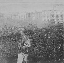 Union Square Civil War Rally