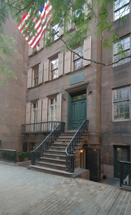 Theodore Roosevelt Birthplace