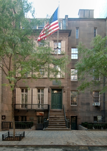 Theodore Roosevelt Birthplace NHS