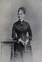 Alice Hathaway Lee, Roosevelt's first wife