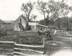 Peaceful Valley Ranch before 1925