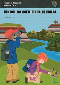 Junior Ranger Journal