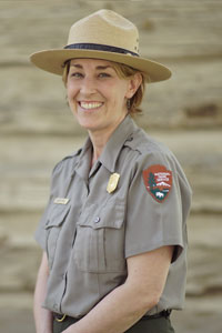 Wendy Ross, Park Superintendent
