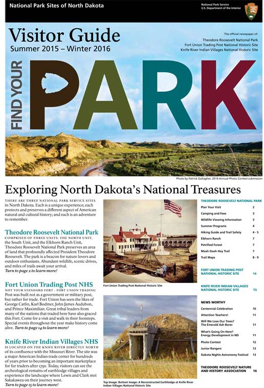 2015 Summer Visitor Guide