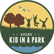 Logo for Every Kid in a Park pass