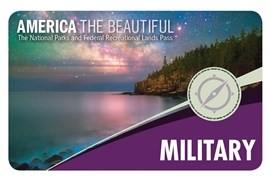 Photo of Military Annual Pass