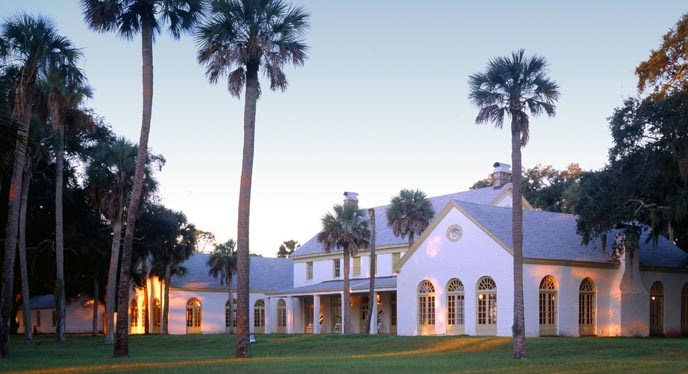 ribault club near dawn