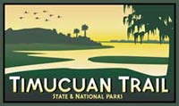 Logo for the Timucuan Trail State and National Parks