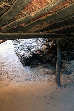 Upper Cliff Dwelling Room 4