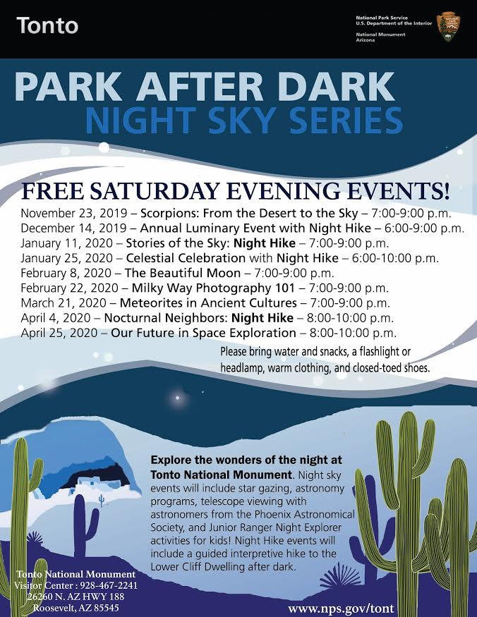 Park After Dark event information